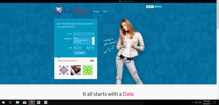 dating site themes